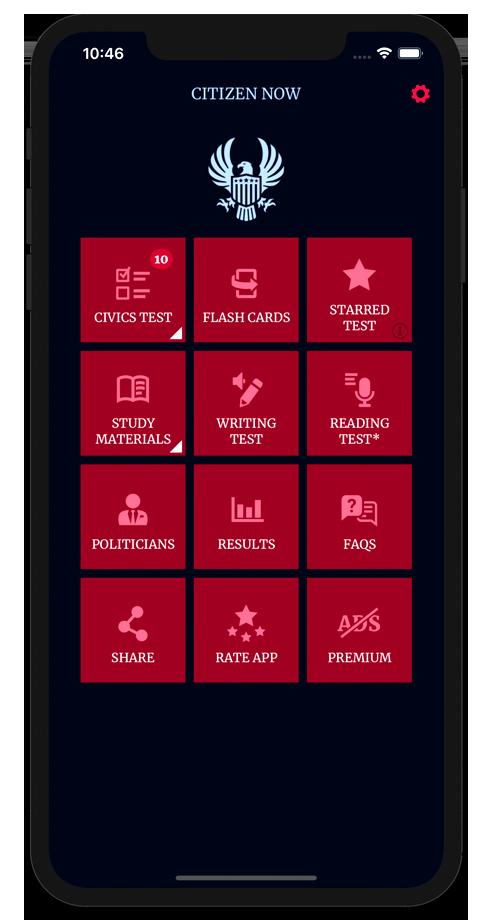 Citizen Now app